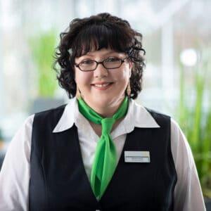 Doreen Lange Rezeptionsleitung  lange@hotel-am-schlosspark-guestrow.de